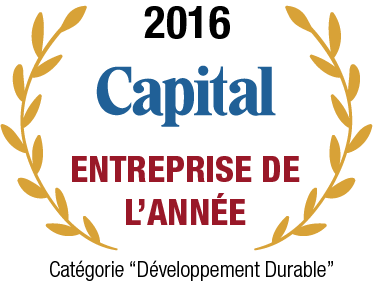 Natilia Entreprise De Lu0027année Par Capital, Catégorie Développement Durable