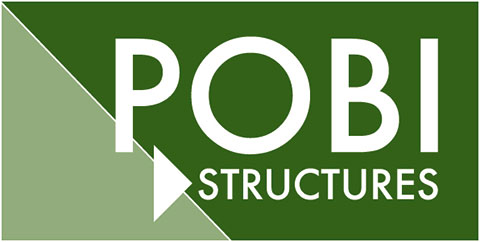 logo de POBI Structures