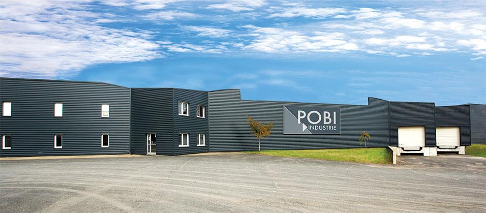 Usine de production d'ossatures bois POBI
