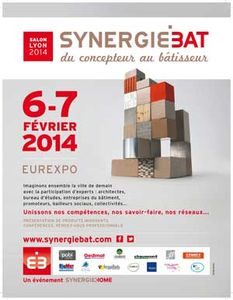affiche salon synergiebat 2014 pobi