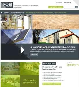 home page nouvea site pobi