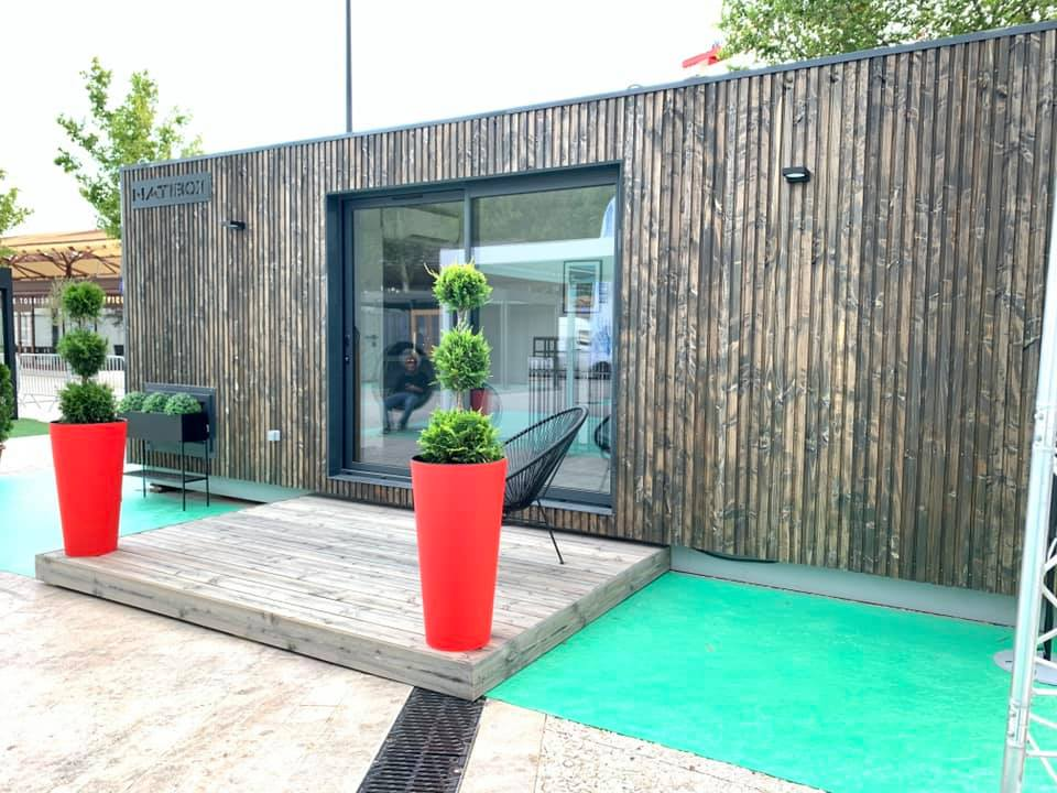 Studio de jardin Natibox