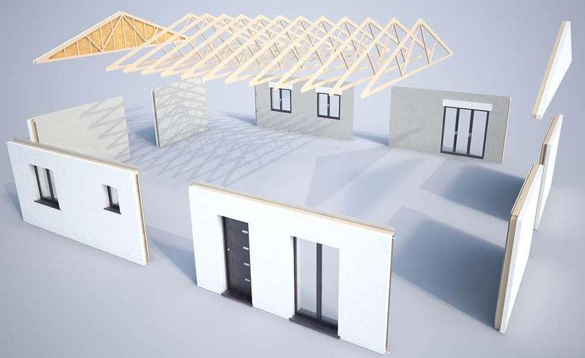 modelisation 3d kit maison ako 2